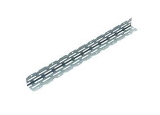 GPTC Galvanised Perforated Thin Coat Bead