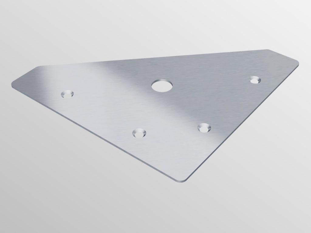 CPL Corner Plate