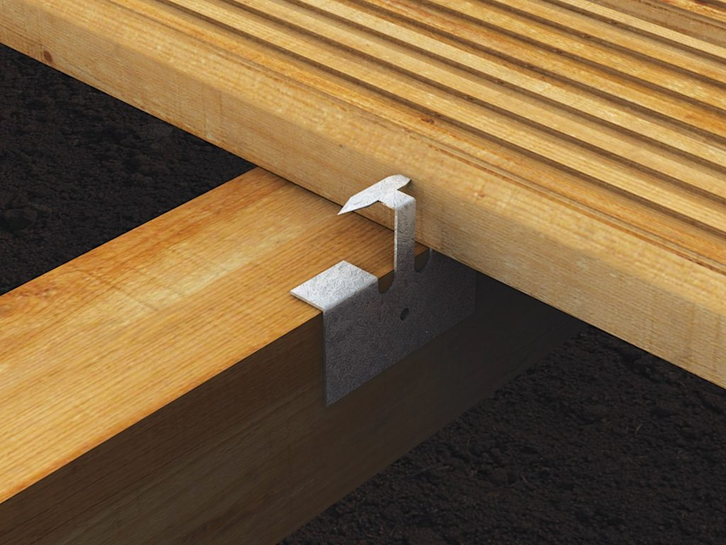 DC Decking Clips