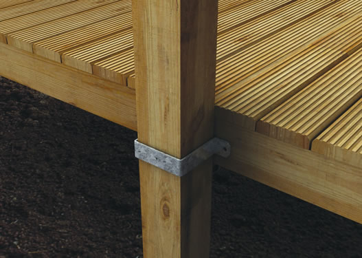 DPT Deck Post Tie (Connector)