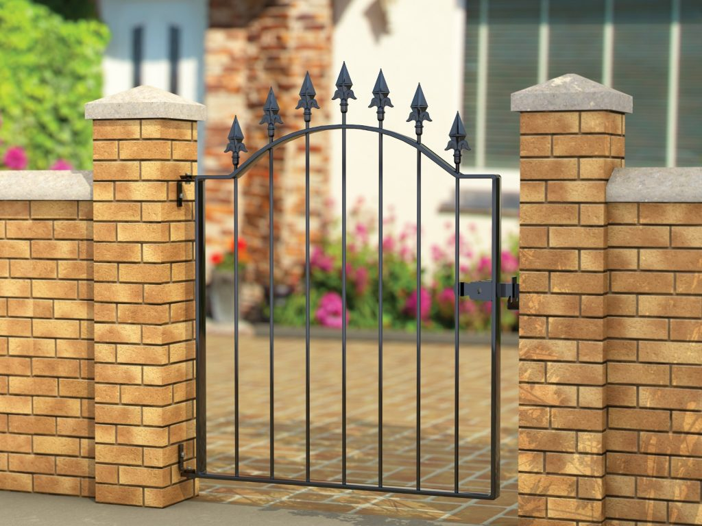 GATE/SURREY PowaPost® Surrey Gate