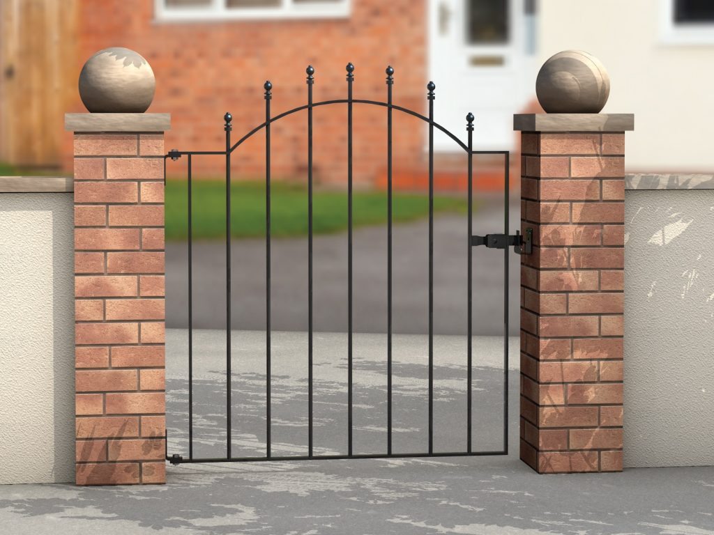 GATE/HAMBLE PowaPost® Hamble Gate