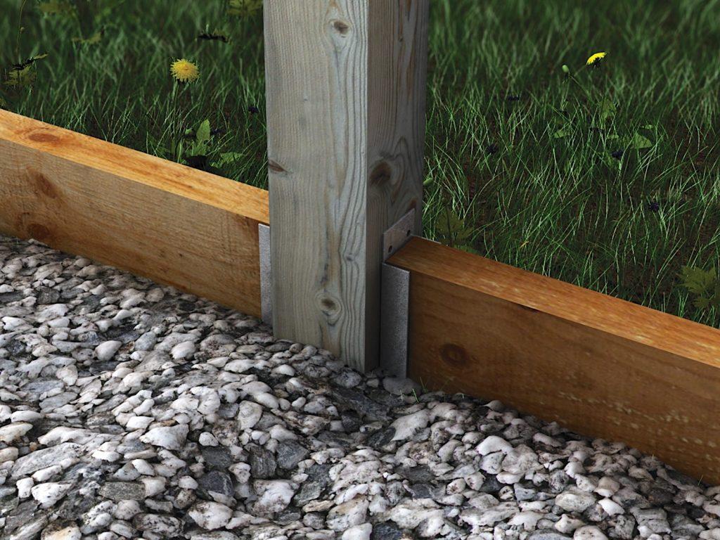 GBC Gravel Board Clip