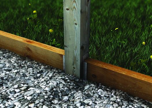 GBC Gravel Board Clips