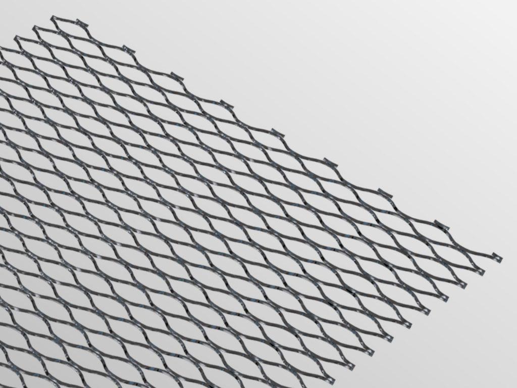 GEML Galvanised Expanded Metal Lath