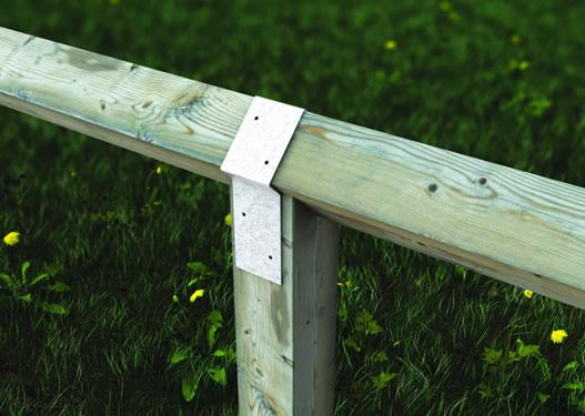 KRS Knee Rail Strap