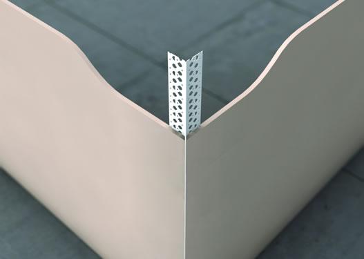 PAB PVC-u Angle Bead