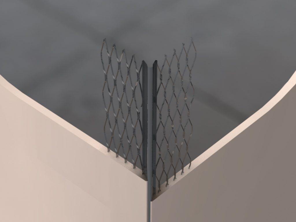 SAB Stainless Steel Angle Bead