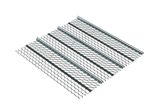 SRL Stainless Steel Rib-Lath
