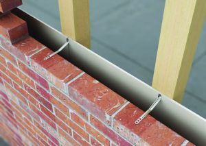 Masonry to timber wall ties in situ