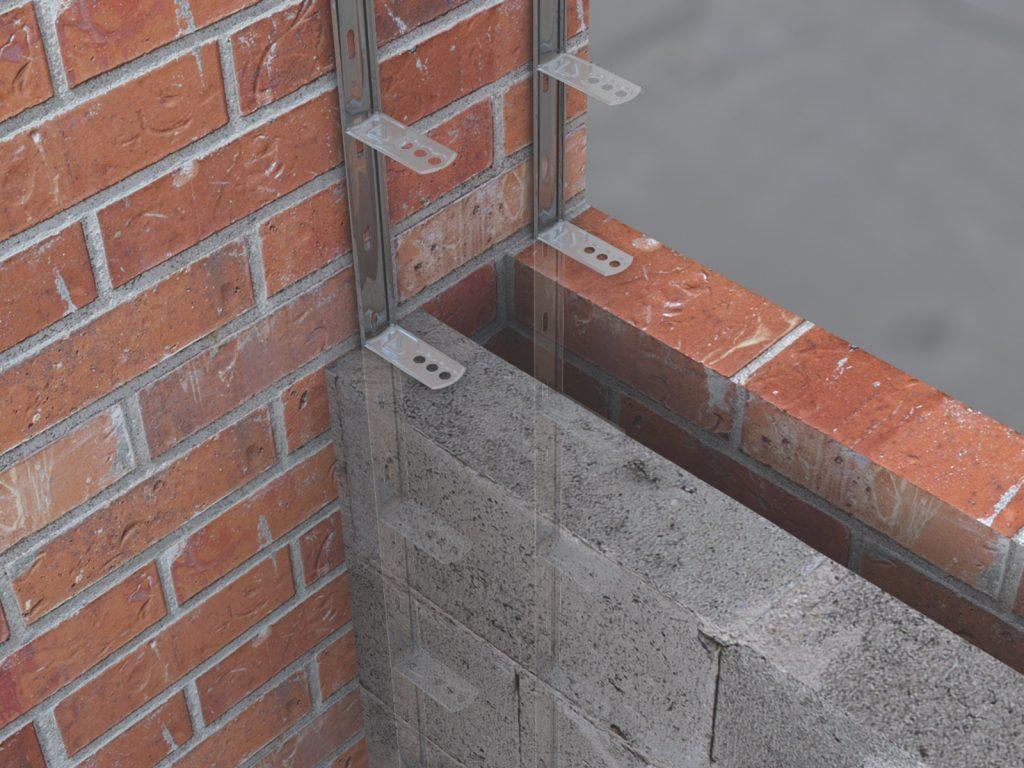 V63 Universal Stainless Steel Wall Starter System