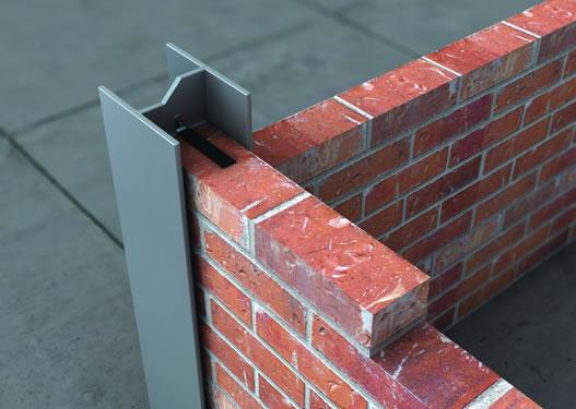 V7PE Plain End Frame Cramp