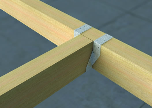 V81 Standard Timber to Timber Hangers