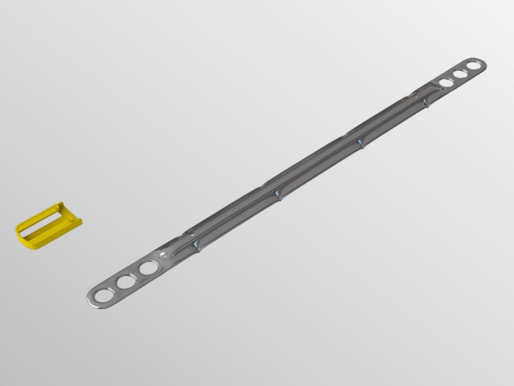 VST1 Heavy Duty Formed Safety Ties